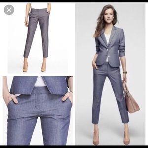 Express crop pants